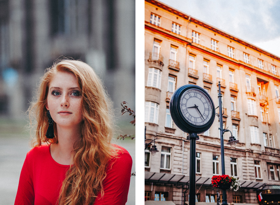 Sesja Narzeczenska; Ulica Piotrkowska; Łódź