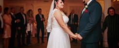 Fotoreportaż Ślubny - pierwszy taniec