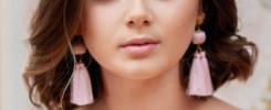 różowy makijaż ślubny